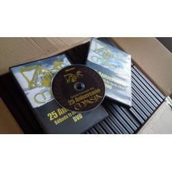 DVD 25 Aniversario