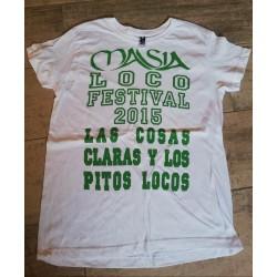Camiseta Loco Festival 2015