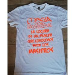Camiseta Loco Festival 2016