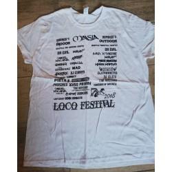Camiseta Loco Festival 2018