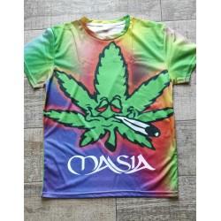 Camiseta Smoke